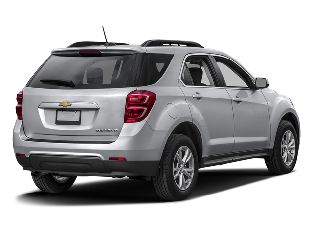 Silver Ice Metallic 2017 Chevrolet Equinox Pictures Equinox FWD 4dr LT w/1LT photos rear view