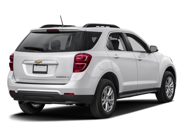 Summit White 2017 Chevrolet Equinox Pictures Equinox FWD 4dr LT w/1LT photos rear view