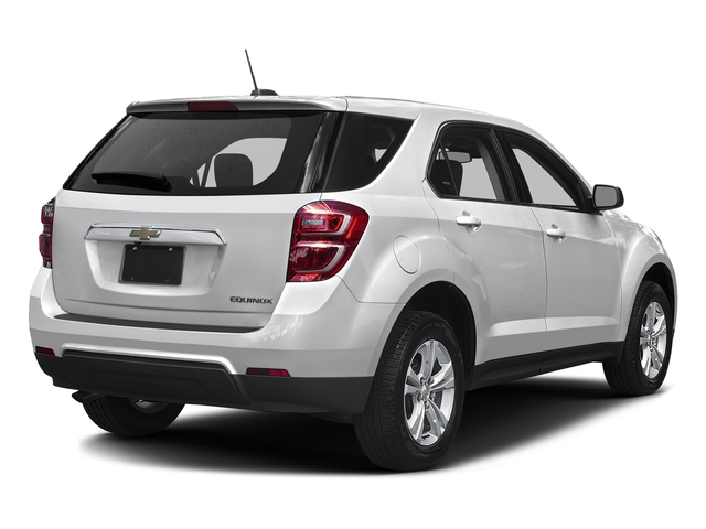 Summit White 2017 Chevrolet Equinox Pictures Equinox FWD 4dr L photos rear view