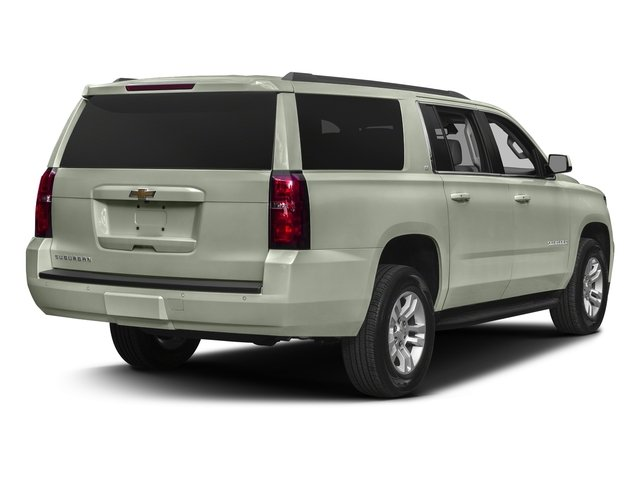 Iridescent Pearl Tricoat 2017 Chevrolet Suburban Pictures Suburban 2WD 4dr 1500 LT photos rear view