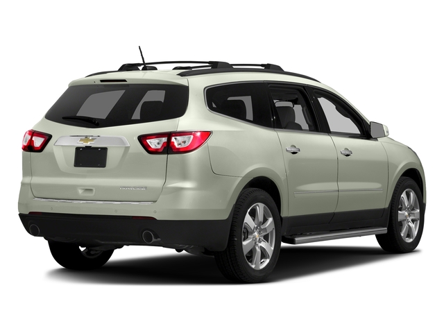 Iridescent Pearl Tricoat 2017 Chevrolet Traverse Pictures Traverse AWD 4dr Premier photos rear view