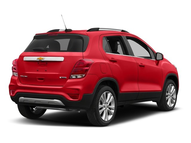 Red Hot 2017 Chevrolet Trax Pictures Trax AWD 4dr Premier photos rear view