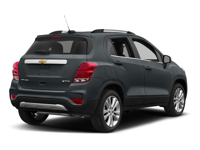 Nightfall Gray Metallic 2017 Chevrolet Trax Pictures Trax AWD 4dr Premier photos rear view