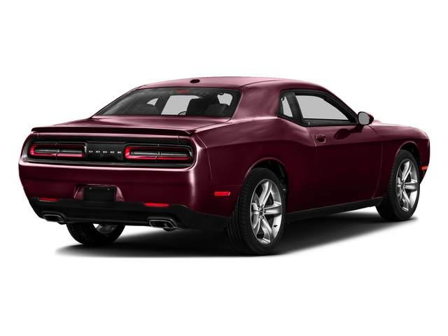 Octane Red Pearlcoat 2017 Dodge Challenger Pictures Challenger SXT Plus Coupe photos rear view