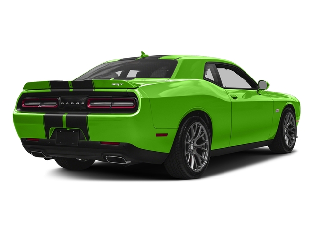 Green Go Clearcoat 2017 Dodge Challenger Pictures Challenger SRT 392 Coupe photos rear view