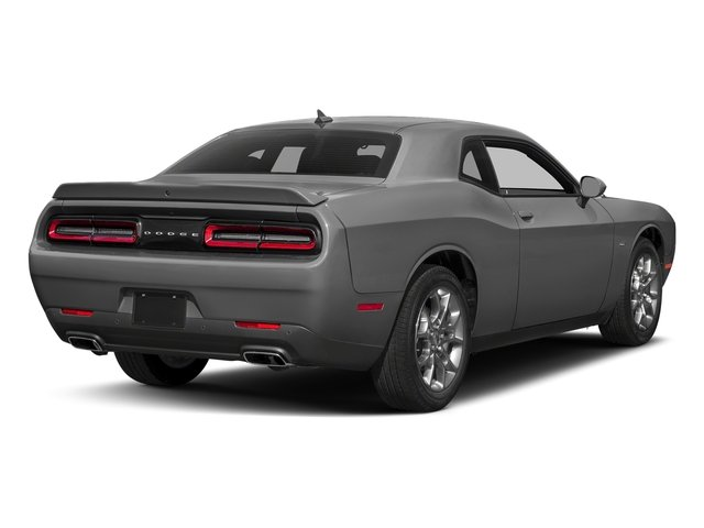 Destroyer Gray Clearcoat 2017 Dodge Challenger Pictures Challenger GT Coupe photos rear view