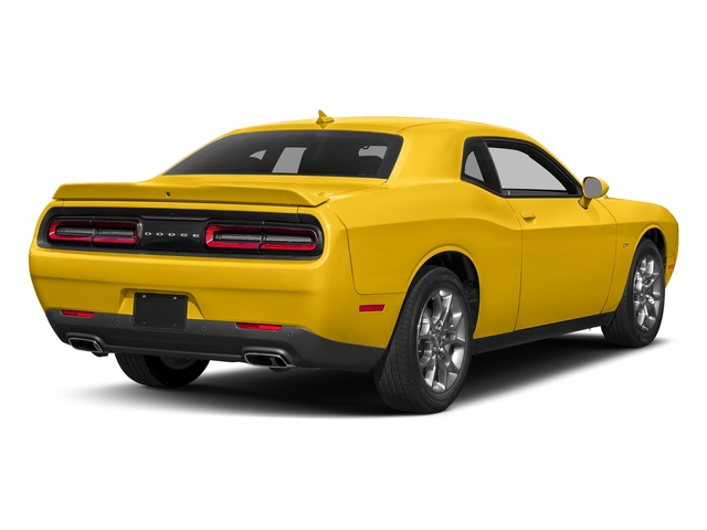 Yellow Jacket Clearcoat 2017 Dodge Challenger Pictures Challenger GT Coupe photos rear view