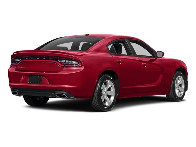 Torred Clearcoat 2017 Dodge Charger Pictures Charger SE RWD photos rear view