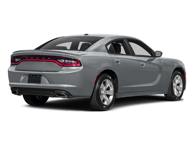 Billet Clearcoat 2017 Dodge Charger Pictures Charger SE RWD photos rear view