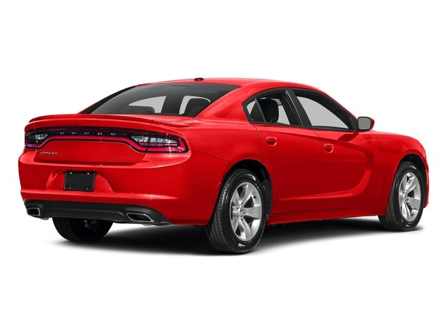Go Mango 2017 Dodge Charger Pictures Charger Sedan 4D SE AWD V6 photos rear view