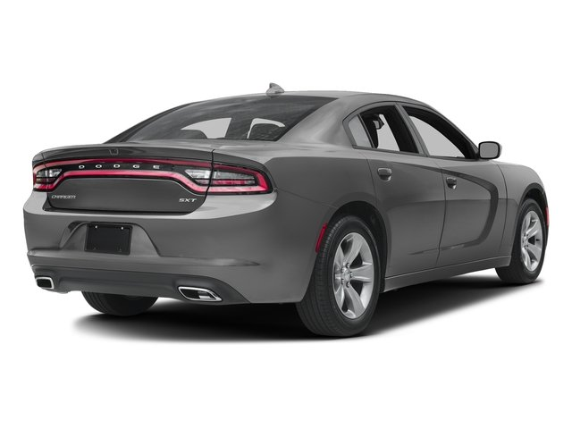 Destroyer Gray Clearcoat 2017 Dodge Charger Pictures Charger SXT AWD photos rear view
