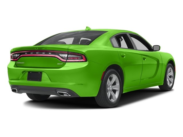 Green Go Clearcoat 2017 Dodge Charger Pictures Charger SXT AWD photos rear view