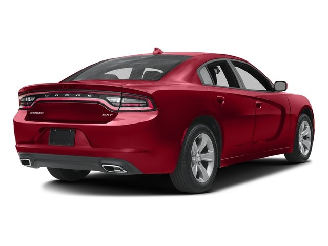 Redline Red Tricoat Pearl 2017 Dodge Charger Pictures Charger SXT AWD photos rear view