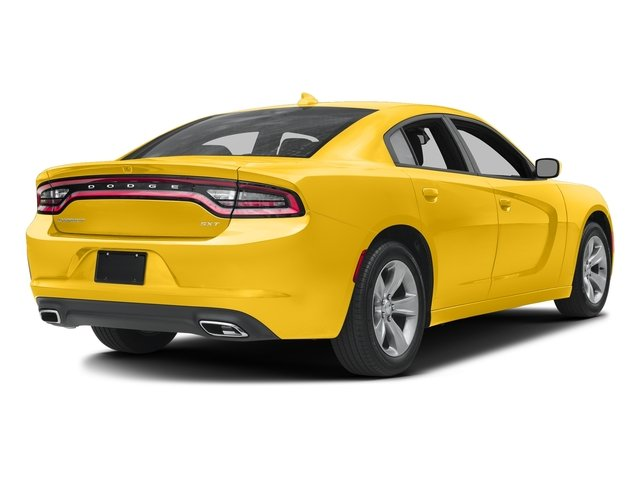 Yellow Jacket Clearcoat 2017 Dodge Charger Pictures Charger SXT AWD photos rear view