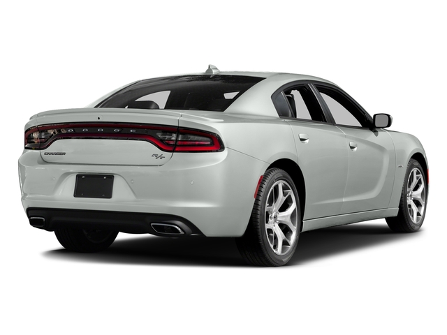 White Knuckle Clearcoat 2017 Dodge Charger Pictures Charger Sedan 4D R/T V8 photos rear view
