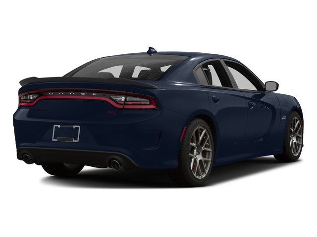 Contusion Blue Pearlcoat 2017 Dodge Charger Pictures Charger Sedan 4D Daytona 392 V8 photos rear view