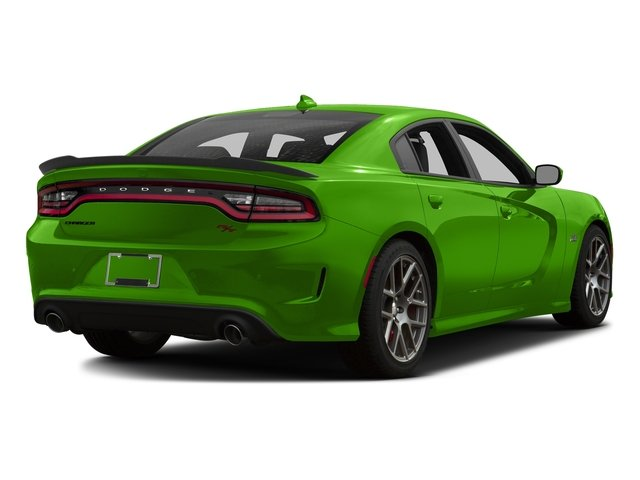 Green Go Clearcoat 2017 Dodge Charger Pictures Charger Sedan 4D Daytona 392 V8 photos rear view