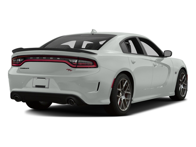 White Knuckle Clearcoat 2017 Dodge Charger Pictures Charger Sedan 4D Daytona 392 V8 photos rear view
