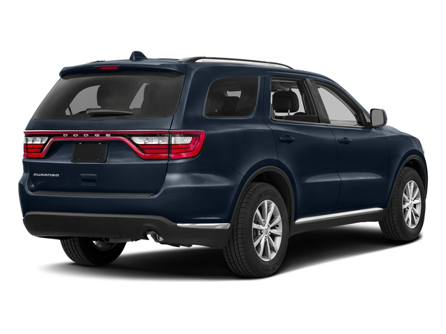 Blu By You Pearlcoat 2017 Dodge Durango Pictures Durango Utility 4D SXT AWD V6 photos rear view