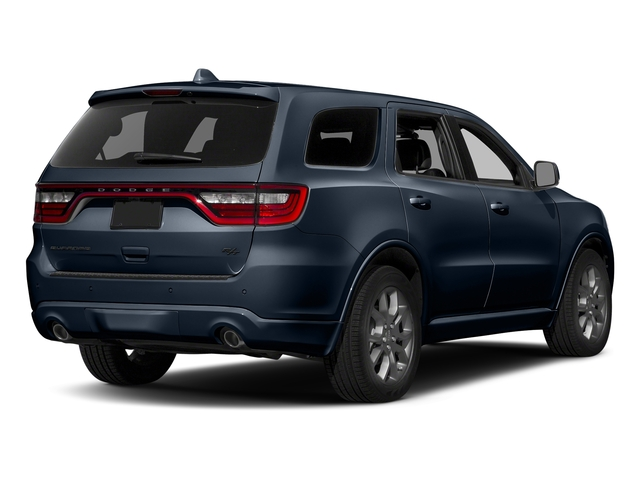 Blu By You Pearlcoat 2017 Dodge Durango Pictures Durango R/T RWD photos rear view