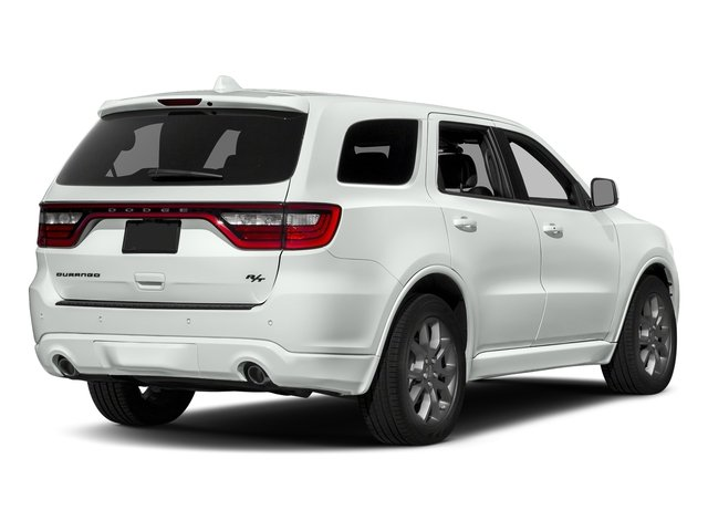 White Knuckle Clearcoat 2017 Dodge Durango Pictures Durango R/T RWD photos rear view