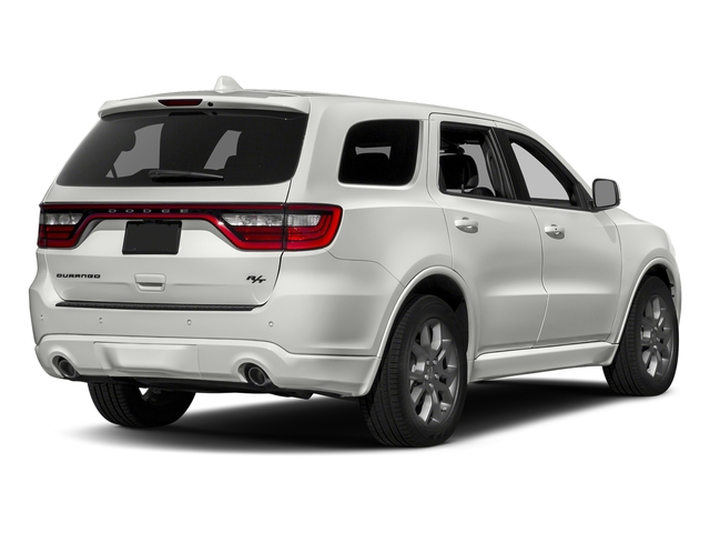Vice White Tri-Coat Pearl 2017 Dodge Durango Pictures Durango R/T RWD photos rear view
