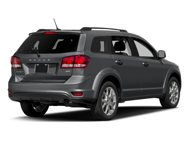 Granite Pearlcoat 2017 Dodge Journey Pictures Sxt Fwd Photos Rear View