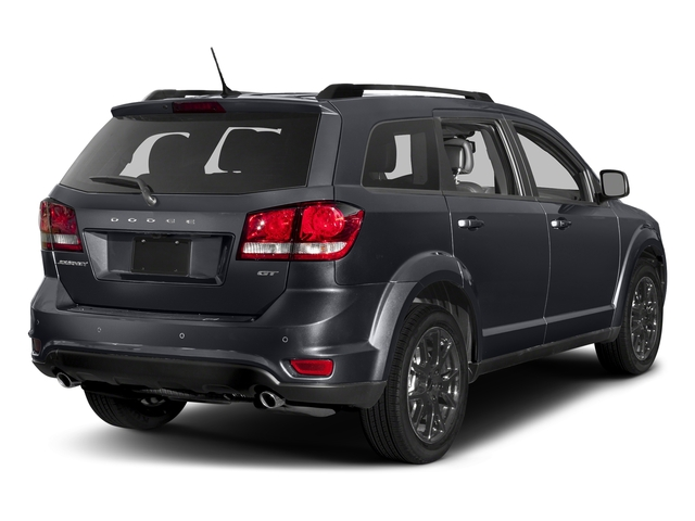 Bruiser Gray Clearcoat 2017 Dodge Journey Pictures Journey Utility 4D GT 2WD V6 photos rear view