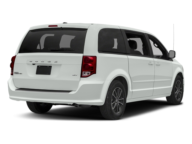 White Knuckle Clearcoat 2017 Dodge Grand Caravan Pictures Grand Caravan GT Wagon Fleet photos rear view