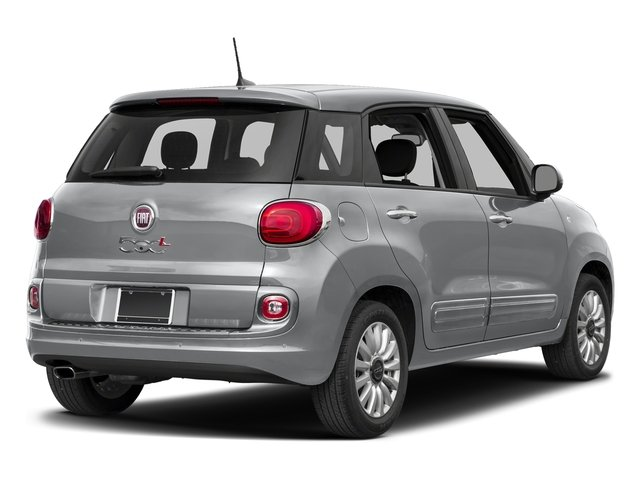 Grigio Chiaro (Graphite Metallic) 2017 FIAT 500L Pictures 500L Pop Hatch photos rear view