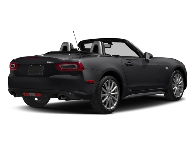 Grigio Moda Meteor Gray 2017 FIAT 124 Spider Pictures 124 Spider Lusso Convertible photos rear view