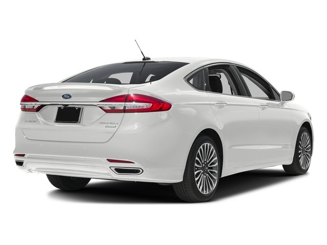 2017 Ford Fusion Anium Fwd Pictures Nadaguides