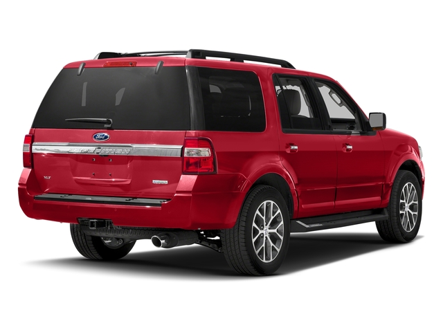 Race Red 2017 Ford Expedition Pictures Expedition Utility 4D XL 4WD V6 Turbo photos rear view
