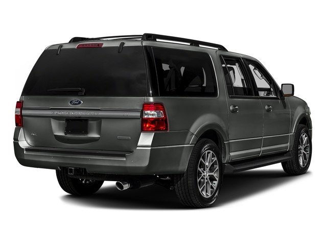 Magnetic 2017 Ford Expedition EL Pictures Expedition EL Utility 4D XLT 4WD V6 Turbo photos rear view