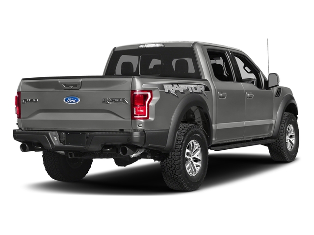 Avalanche 2017 Ford F-150 Pictures F-150 Crew Cab Raptor 4WD photos rear view