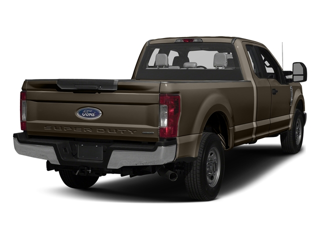 Caribou Metallic 2017 Ford Super Duty F-250 SRW Pictures Super Duty F-250 SRW Supercab XL 4WD photos rear view