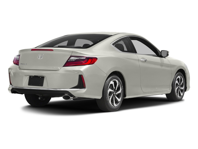 White Orchid Pearl 2017 Honda Accord Coupe Pictures 2d Touring V6 Photos Rear View