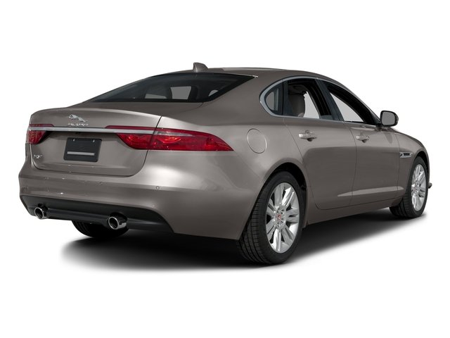 Ingot 2017 Jaguar XF Pictures XF 35t Premium RWD photos rear view
