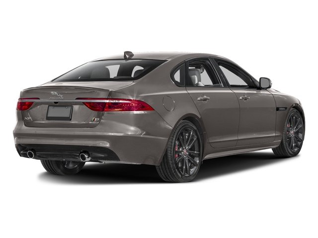 Ingot 2017 Jaguar XF Pictures XF S RWD photos rear view