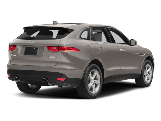 Ingot 2017 Jaguar F-PACE Pictures F-PACE 35t Prestige AWD photos rear view
