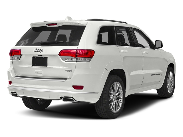 Ivory 3-Coat 2017 Jeep Grand Cherokee Pictures Grand Cherokee Summit 4x2 photos rear view