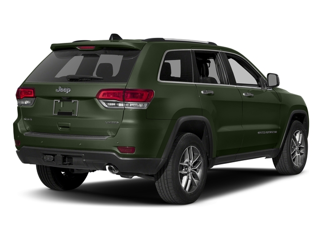 Recon Green Clearcoat 2017 Jeep Grand Cherokee Pictures Grand Cherokee Limited 75th Anniversary Edition 4x2 *Ltd Avail* photos rear view