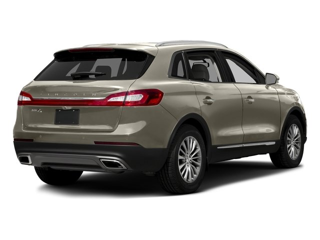 Luxe Metallic 2017 Lincoln MKX Pictures MKX Util 4D Reserve EcoBoost 2WD V6 photos rear view