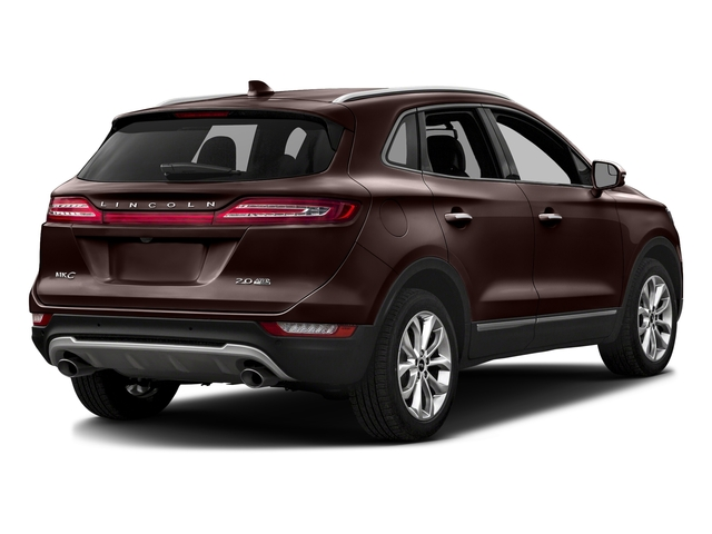 Chroma Couture Dark Brown Metallic (Chromoflare) 2017 Lincoln MKC Pictures MKC Utility 4D Black Label 2WD I4 Turbo photos rear view