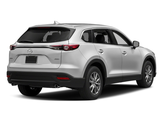 Snowflake White Pearl Mica 2017 Mazda CX-9 Pictures CX-9 Utility 4D Touring 2WD I4 photos rear view
