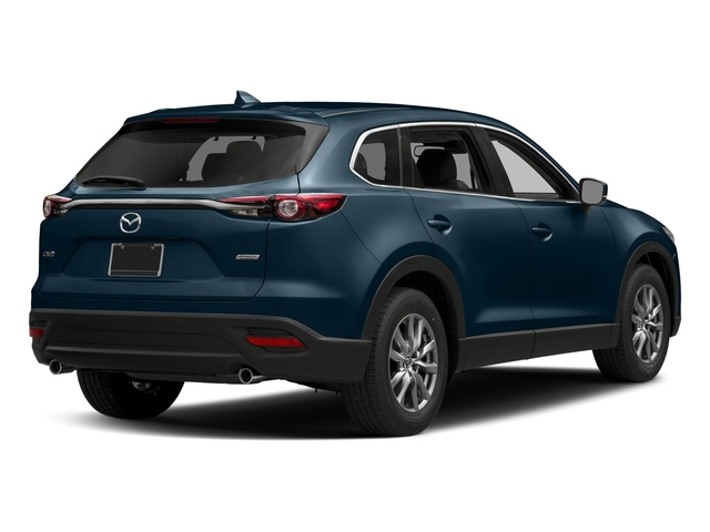 Deep Crystal Blue Mica 2017 Mazda CX-9 Pictures CX-9 Utility 4D Touring 2WD I4 photos rear view