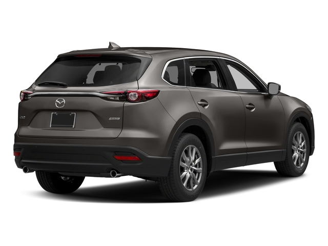 Titanium Flash Mica 2017 Mazda CX-9 Pictures CX-9 Utility 4D Touring 2WD I4 photos rear view