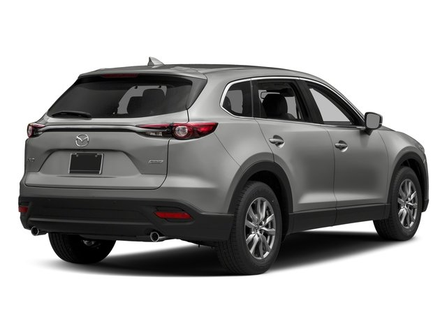 Sonic Silver Metallic 2017 Mazda CX-9 Pictures CX-9 Utility 4D Touring 2WD I4 photos rear view