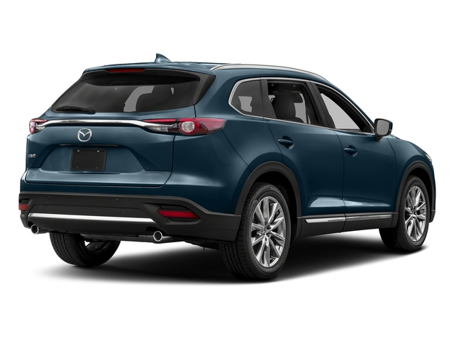 Deep Crystal Blue Mica 2017 Mazda CX-9 Pictures CX-9 Utility 4D GT 2WD I4 photos rear view