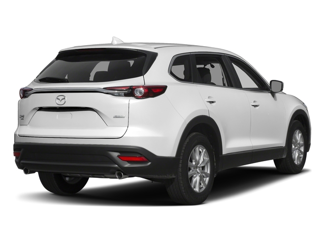 Snowflake White Pearl Mica 2017 Mazda CX-9 Pictures CX-9 Utility 4D Sport AWD I4 photos rear view